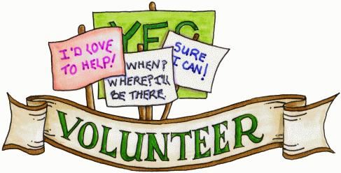 Volunteer and Donations Opportunities