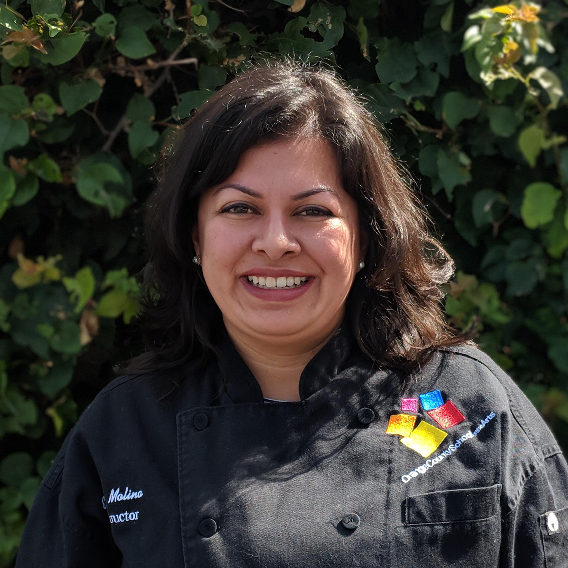 Chef Elizabeth Molina