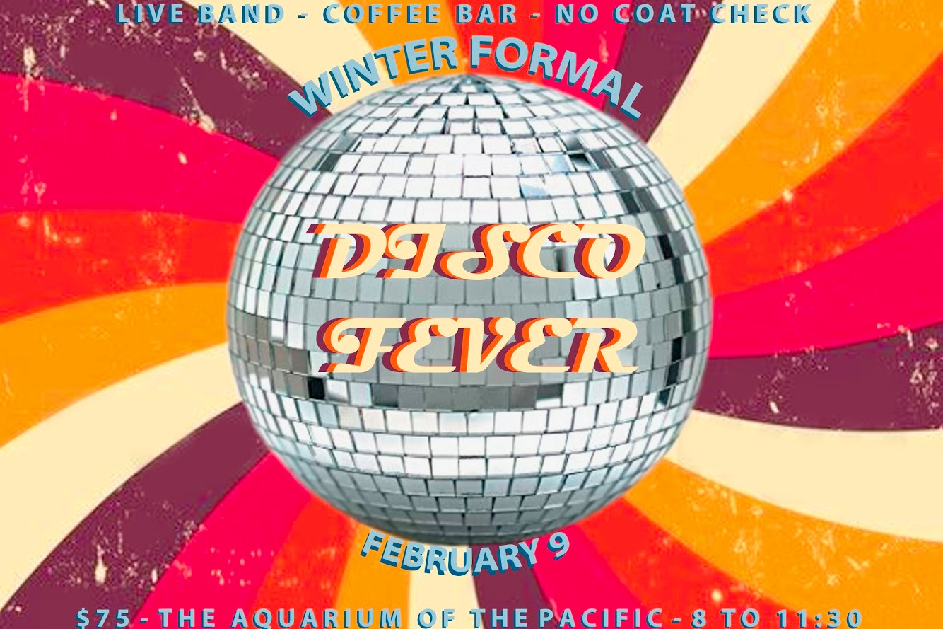 Winter Formal: Disco Fever