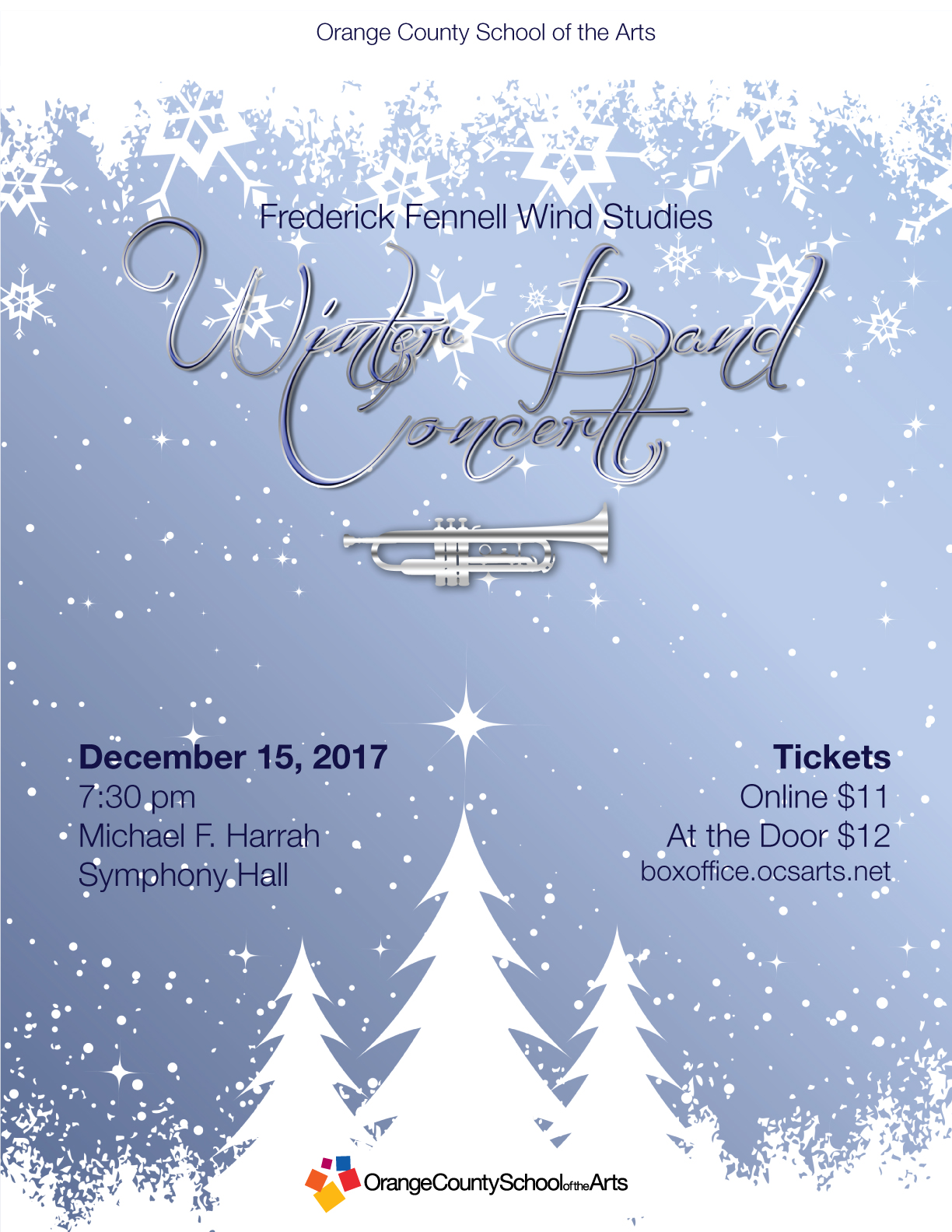 Come to our Winter Band Concert!