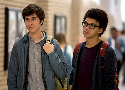 Justice Smith Paper Towns